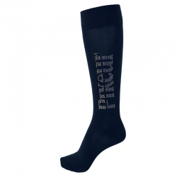 Chaussettes Pikeur strass