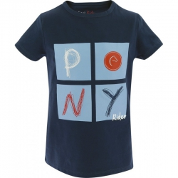 T-shirt Equi-Kids Pony Rider