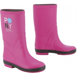 Bottes Equi-Kids PVC Pony Love