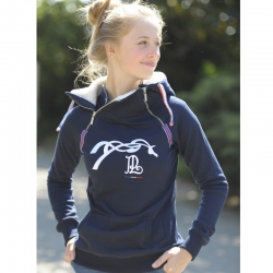 Sweat Pénélope double zip
