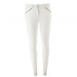 Pantalon Pénélope Point sellier dressage - femme