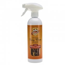 Spray Charlee's Leather Easy clean