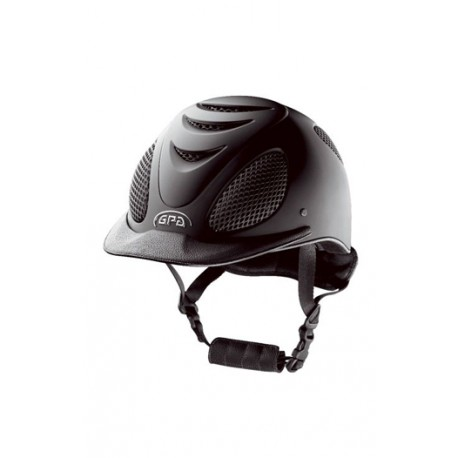 Casque Gpa Speed Air Leather Casques Et Bombes Horsewood