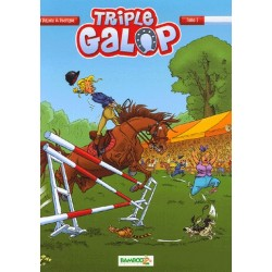 BD Triple Galop - Tome 1