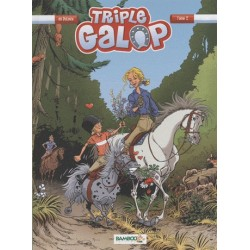 BD Triple Galop - Tome 2