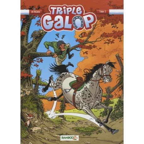 BD Triple Galop - Tome 5