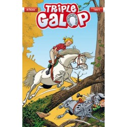 BD Triple Galop - Tome 6