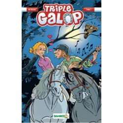 BD Triple Galop - Tome 7