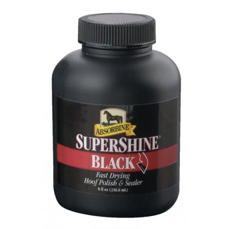 Supershine Black vernis 235ml