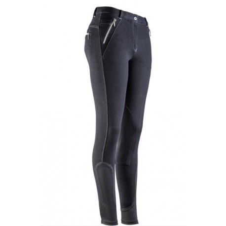 Pantalon Equithème Zipper - enfant