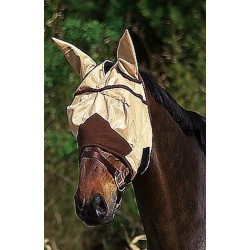 Bonnet fly protector Cheval