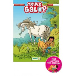 BD Triple Galop - Tome 11