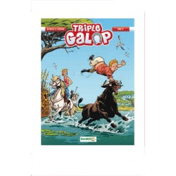 BD Triple Galop - Tome 12